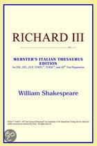 Richard Iii (Webster's Italian Thesaurus