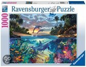 Ravensburger Koraalbaai - Puzzel - 1000 stukjes