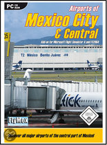 Foto van Airports of Mexico City & Central Area (FS 2004 + FS X Add-On)
