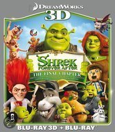 Shrek 4 (3D+2D Blu-ray)