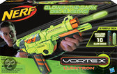 Nerf Vortex Lumitron Glow In The Dark - Blaster