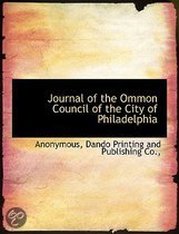 Journal of the Ommon Council of the City of Philadelphia