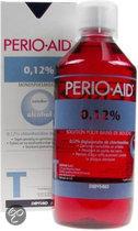 Perio-Aid 0.12%- 500 ml - Mondwater