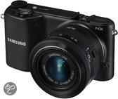 Samsung NX2000 + 20-50mm+ losse flitser (SEF8A) - Systeemcamera - Zwart