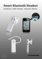 Samsung Gala S2 S3 S4 Avantree Bluetooth Headset iPhone 3/4 & 4,  HTC Sony