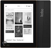 Kobo Aura e-reader - Zwart/Zwart