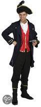 Piraat Barbados - Kostuum - Maat 54/56 - Zwart