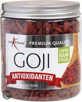 Lucovitaal Super Raw Food Goji bessen - 250 gram -Voedingssupplementen