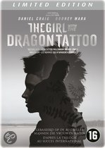 The Girl With The Dragon Tattoo (Limited Edition Steelbook)