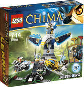 LEGO Chima Eagles Castle - 70011