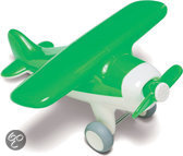 Kid O Vliegtuig Groen - 23x20,5x11 cm