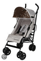 X-Adventure Air - 5-Posities Buggy - Silver