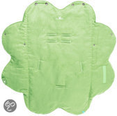 Wallaboo baby wrapper nore lime green  (verwacht augustus 2014)