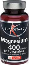 Lucovitaal Magnesium 400mg - 60 Capsules - Mineralen