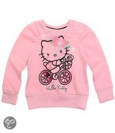Hello Kitty Meisjessweater - Lichtroze - Maat 116
