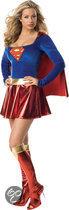 Supergirl - Kostuum - Maat S - Rood