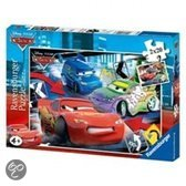 Ravensburger 2-in-1 Cars Dolle Race