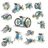 Imaginarium 14X1 Eco-Robot - Bouwpakket robot op zonne-energie