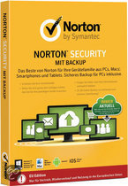 Symantec Norton Security with Backup 2.0