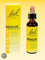 Bach Rescue Remedy Druppels - 10 ml