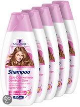 Schwarzkopf Zijde-Doorkammer - 5 x 400 ml Voordeelverpakking - Shampoo