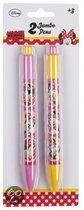 Disney Jumbo pen 2 pack minnie mouse