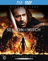 Season Of The Witch (Steelbook) (Blu-ray+Dvd Combopack)