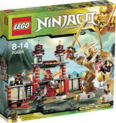 LEGO Ninjago Tempel van het Licht - 70505