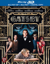 The Great Gatsby (2013) (3D & 2D Blu-ray)