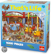 That's Life Brewery - Puzzel