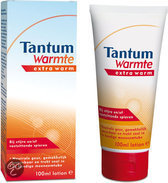 Tantum Extra Warmte Lotion - 100 ml