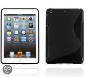 S-line case Apple iPad Mini zwart TPU