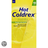 Hot Coldrex Sachets - 10st