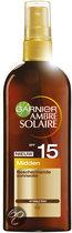 Garnier Ambre Solaire Beschermend SPF 15 - 150 ml - Zonneolie