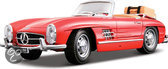 Bburago Mb 300 SL Touring Cabrio 1957