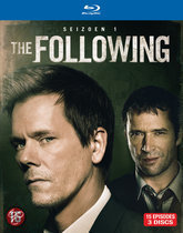 The Following - Seizoen 1 (Blu-ray)