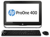 HP 400PO AiO T i34150T 500G 4.0G 45 PCIntel Core i3-4150T. 500GB HDD 7200 SATA. DVD+/-RW. 4GB DDR3-1600(sng ch). Win 8.1 Pro 64 bit. 1-1-1-Wty Netherlands - D