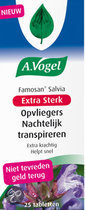 A. Vogel Famosan Salvia Extra Sterk - 25 Tabletten