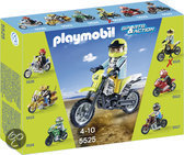 Playmobil Crossmotor - 5525