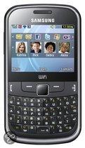 Vodafone prepaidpakket met Samsung Chat 335 (S3350) - Zwart