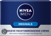 NIVEA MEN Originals Intensief - 50 ml - Dagcrème