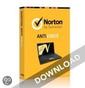 Norton AntiVirus 2014 1-Desktop 1 year OEM directe download versie