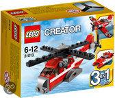 LEGO Creator Red Thunder - 31013