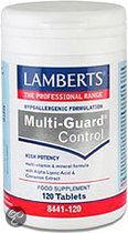 Lamberts Multi Guard Control - 120 Tabletten- Multivitamine