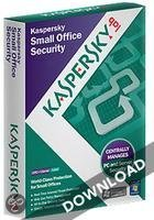 Kaspersky Small Office Security for Windows 5-Workstation + 1-FileServer directe download versie
