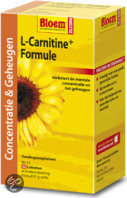 Bloem L-Carnitine+ Formule - 60 Tabletten - Voedingssupplement