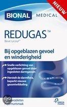 Bional Medical Redugas - 20 st - Kauwtabletten