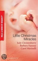 Little Christmas Miracles (Mills & Boon By Request)