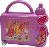 Disney Princess Lunchbox & Drinkfles