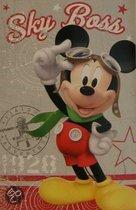 Mickey Mouse fleece deken